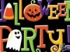 Halloween Party – Saturday 27 October 2018