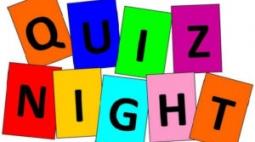Quiz Night – Friday 21 February 2020