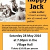Happy Jack – 28 May 2016