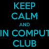 Computer Club – 2017