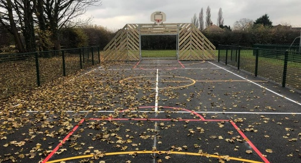 Multi Use Games Area (MUGA) – 25 November 2019