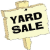 Yard Sale – Sunday 23rd October 2011
