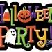 Halloween Party – Saturday 27 October 2018