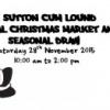 Christmas Market and Seasonal Draw – 28 November 2015