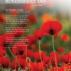 Remembrance Day – 11 November 2014