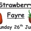 Strawberry Fayre – Sunday 26th June 2011